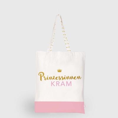 Prinzessinnenkram - Stofftasche